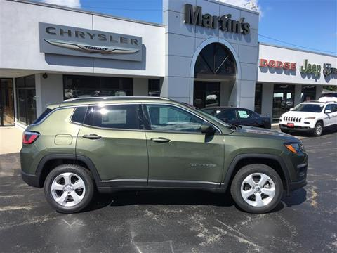 2018 Jeep Compass for sale in Union Grove, WI