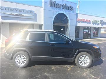 2017 Jeep Cherokee for sale in Union Grove, WI