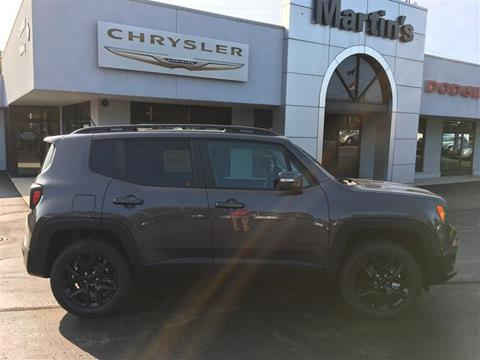 2017 Jeep Renegade for sale in Union Grove, WI