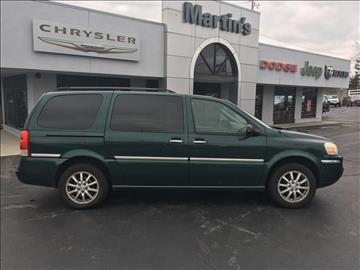 2005 Buick Terraza for sale in Union Grove, WI