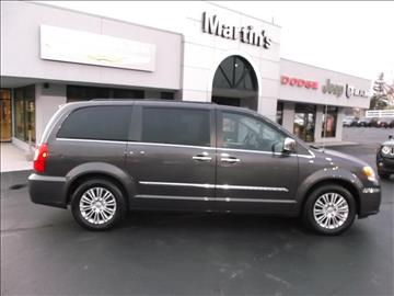 Chrysler Town And Country For Sale Union Grove Wi