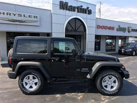 2017 Jeep Wrangler for sale in Union Grove, WI