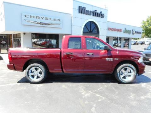 2017 RAM Ram Pickup 1500 for sale in Union Grove, WI