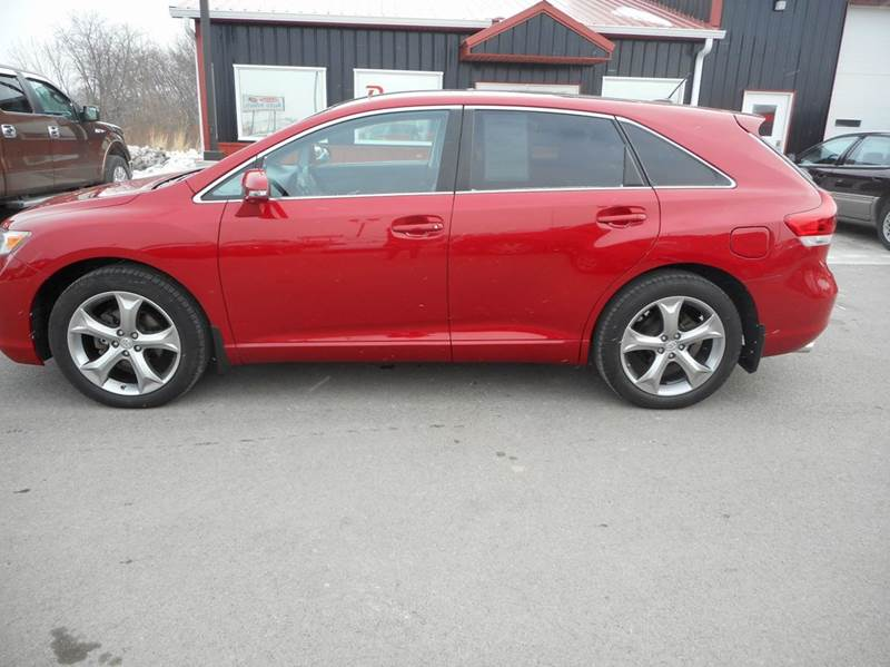2014 toyota venza awd xle v6 4dr crossover in algona ia. Black Bedroom Furniture Sets. Home Design Ideas