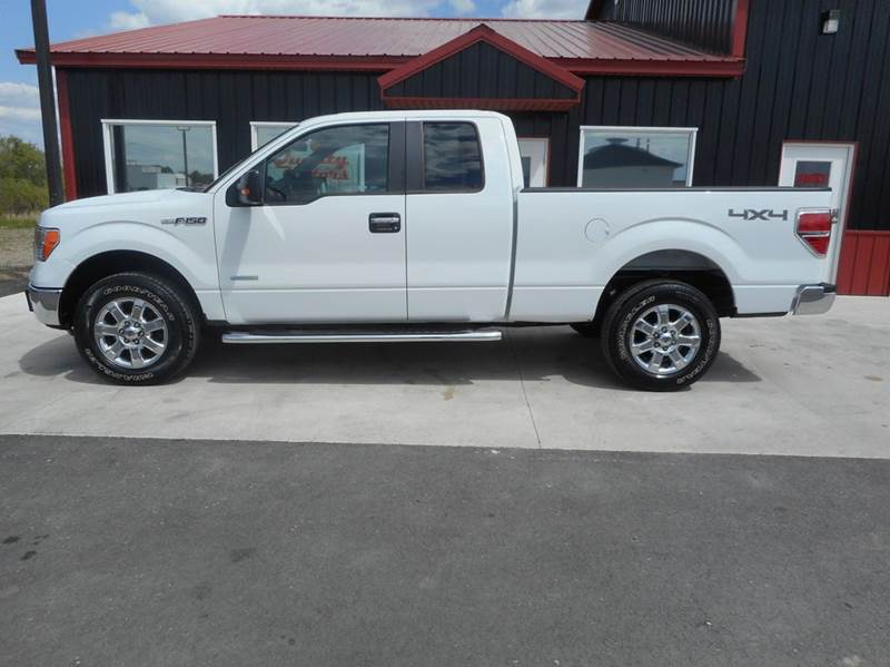 2014 ford f 150 4x4 xlt 4dr supercab styleside 6 5 ft sb in algona ia quality motors inc. Black Bedroom Furniture Sets. Home Design Ideas