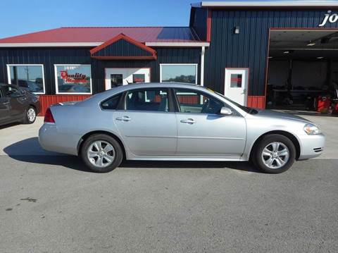 2015 Chevrolet Impala Limited for sale in Algona, IA