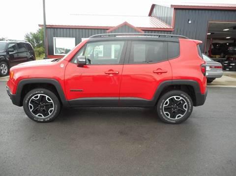 2016 Jeep Renegade for sale in Algona, IA