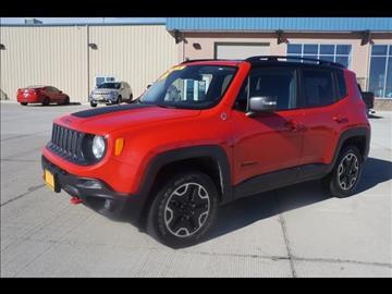 2016 Jeep Renegade for sale in Casper, WY