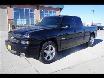 Chevrolet silverado 1500 ss for sale for Coliseum motor company casper wy