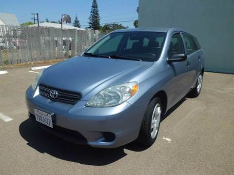 2005 Toyota Matrix for sale in Oceanside, CA