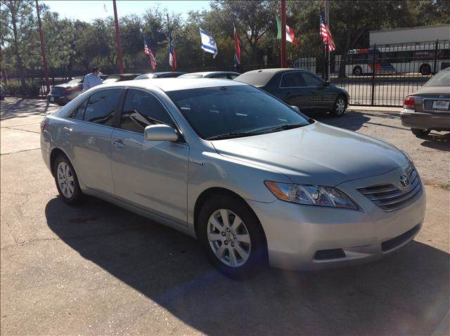 2007 Toyota Camry Sedan - Houston TX