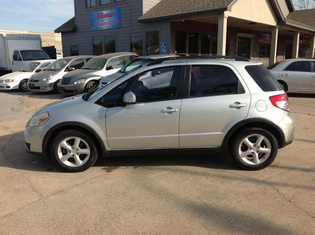 2008 Suzuki SX4 Crossover Convenience AWD - Houston TX