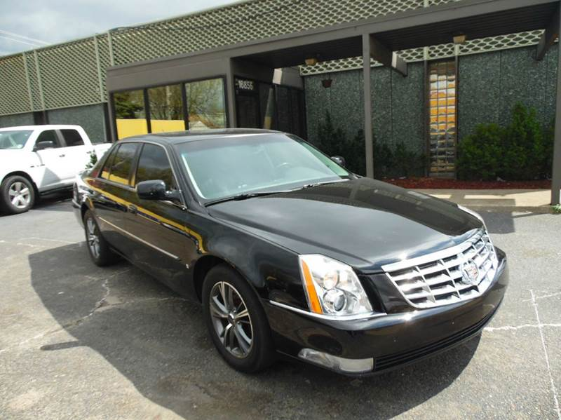 2008 Cadillac Dts  Miles 132148Color black Stock 1305 VIN 1G6KD57Y58U176