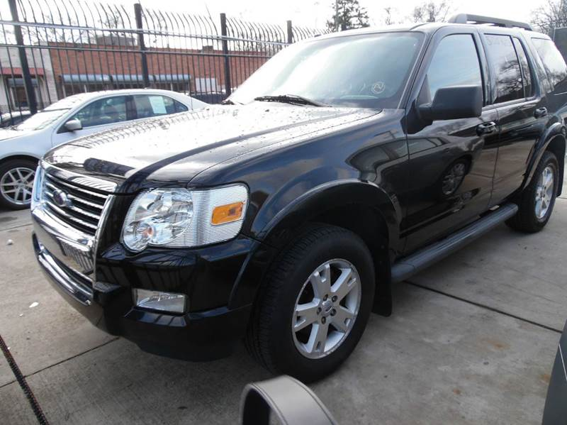 2010 Ford Explorer  Miles 106786Color black Stock 1283 VIN 1FMEU7DEXAUA01140