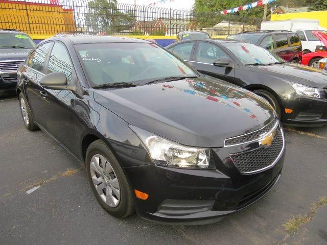 2012 Chevrolet Cruze  Miles 29480Color BLACK 10 Stock 001 VIN 1G1PC5SH8C7160024