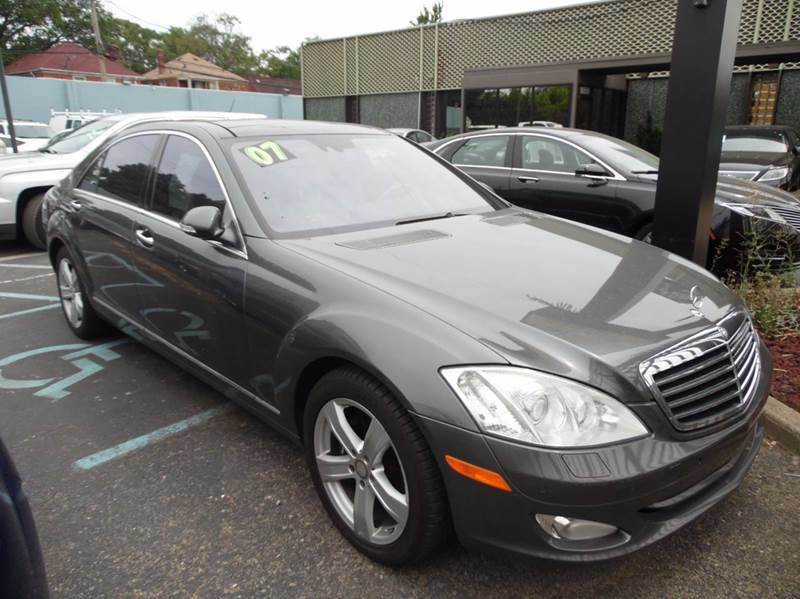 2007 Mercedes-Benz S-class car for sale in Detroit