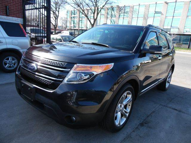 2012 Ford Explorer  Miles 100331Color BLACK 44 Stock 0988 VIN 1fmhk8f89cga65459