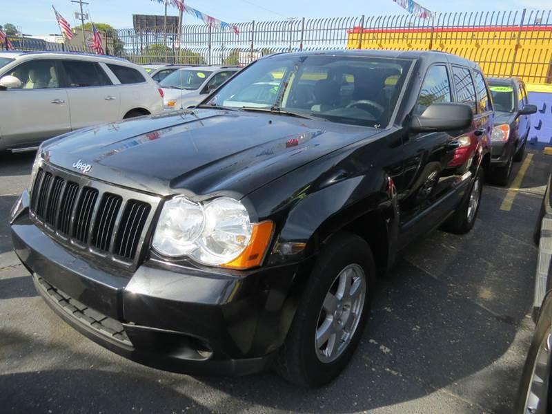 2008 Jeep Grand Cherokee  Miles 143576Color BLACK 31 Stock 1092 VIN 1J8GR48K68C246247
