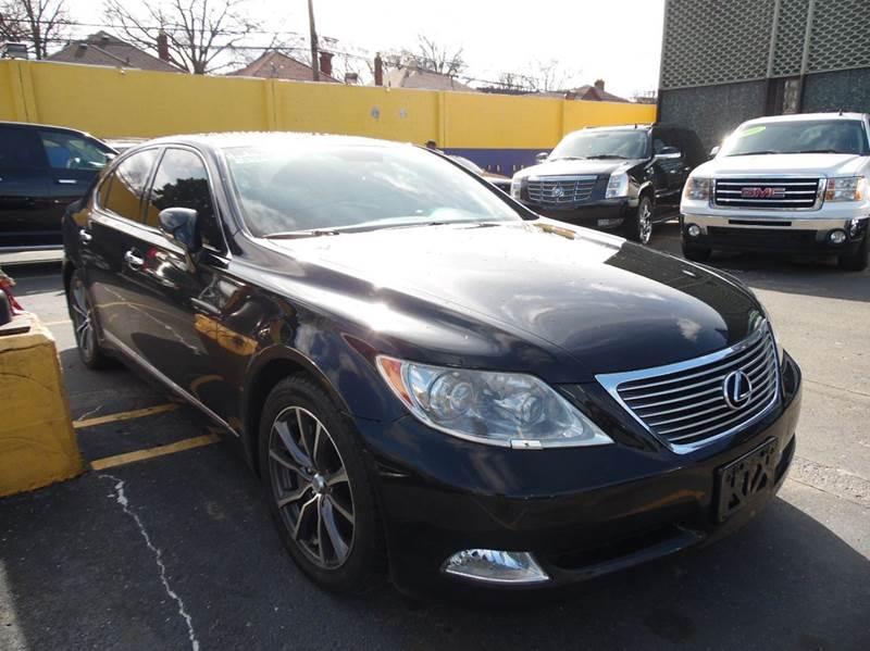 2007 Lexus Ls 460  Miles 108421Color black Stock 1295 VIN JTHBL46F075028556