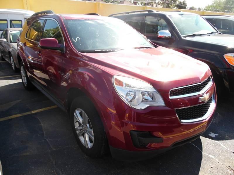 2010 Chevrolet Equinox  Miles 99329Color RED Stock 1201 VIN 2CNALDEW9A6324083