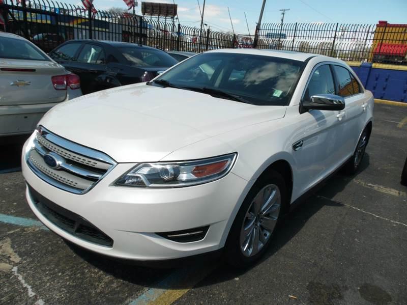 2011 Ford Taurus  Miles 101090Color white Stock 1294 VIN 1FAHP2FW6BG118270