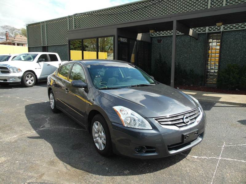 2012 Nissan Altima  Miles 82305Color grey Stock 1303 VIN 1N4AL2AP5CN4689