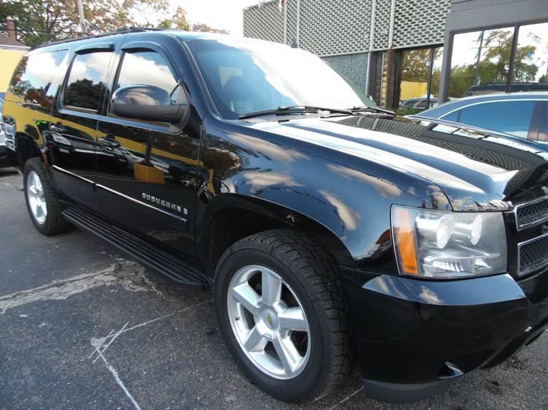 2007 Chevrolet Suburban  Miles 129651Color black Stock 1251 VIN 3GNFK16367G139977