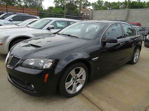 pontiac g8 for sale in detroit mi. Black Bedroom Furniture Sets. Home Design Ideas