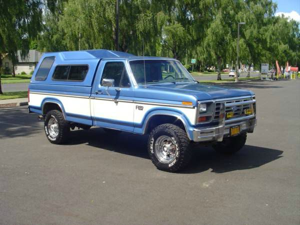 Used 1985 Ford F 250 For Sale Carsforsale Com