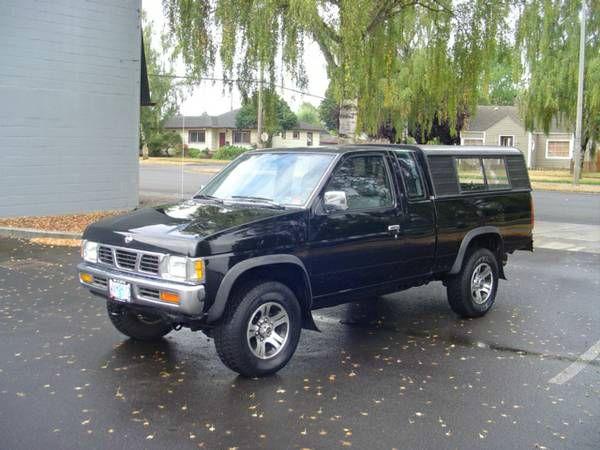 1997 Nissan Pickup