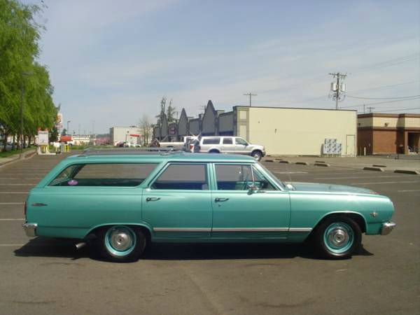 Craigslist Chevelle Wagon For Sale