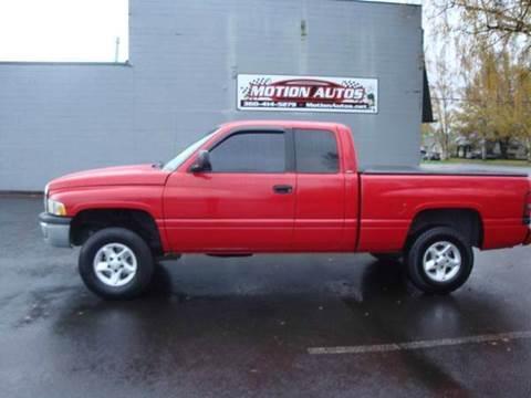 2001 Dodge Ram Pickup 1500 for sale in Longview, WA