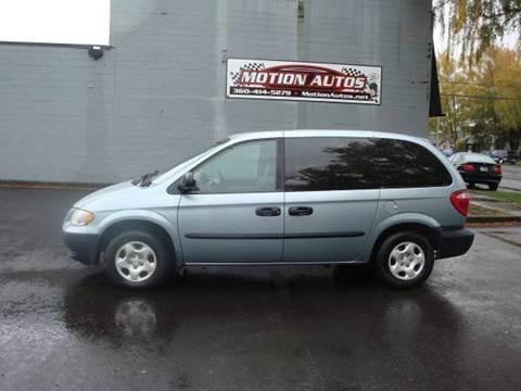 2003 Dodge Caravan for sale in Longview, WA