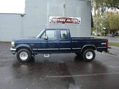 1992 Ford F-150 for sale in Longview, WA
