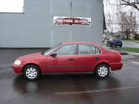 1999 Honda Civic for sale in Longview, WA