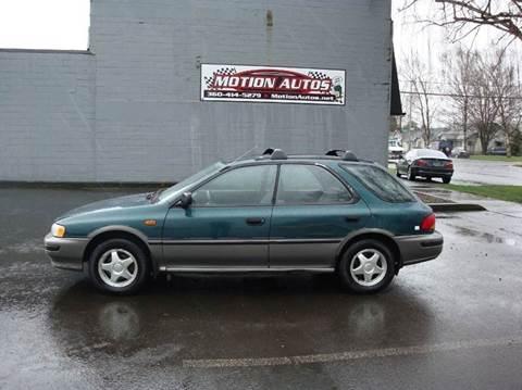 1996 Subaru Impreza For Sale Carsforsale Com