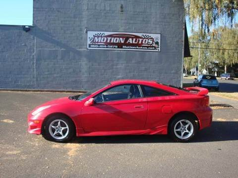 2001 Toyota Celica for sale in Longview, WA