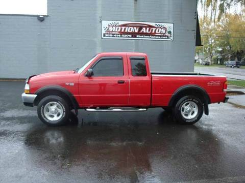1999 Ford Ranger for sale in Longview, WA
