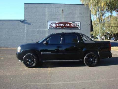 2007 Chevrolet Avalanche for sale in Longview, WA