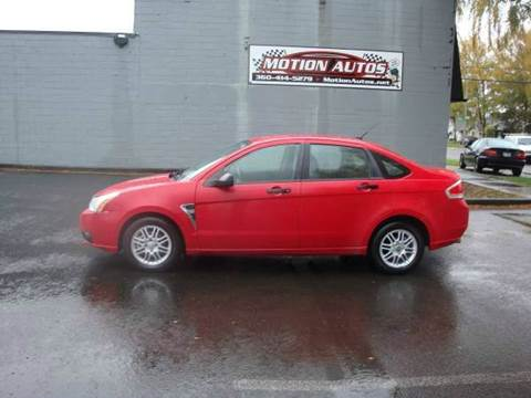 2008 Ford Focus for sale in Longview, WA