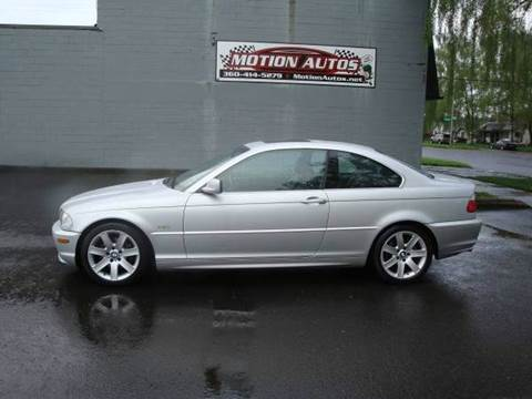 2002 BMW 3 Series for sale in Longview, WA