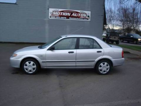 2003 Mazda Protege for sale in Longview, WA