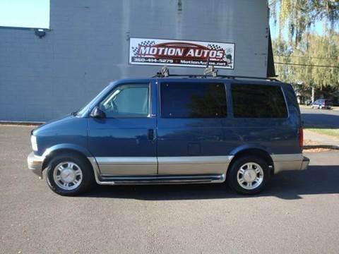 2004 GMC Safari for sale in Longview, WA