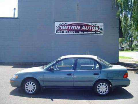 1995 Toyota Corolla for sale in Longview, WA