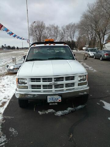 2000 Chevrolet C/K 3500 Series 2dr C3500 Standard Cab LB - Sauk Rapids MN