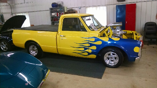 1969 Chevrolet C/K 10 Series  - Sauk Rapids MN