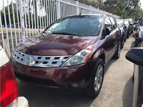 2005 Nissan Murano for sale in Miami, FL