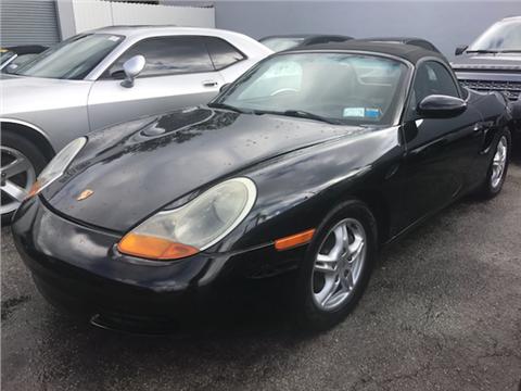 2002 Porsche Boxster for sale in Miami, FL