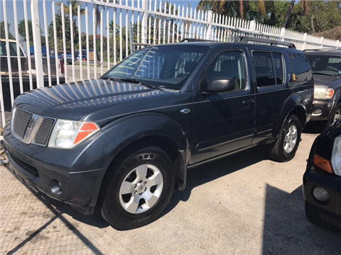2006 Nissan Pathfinder for sale in Miami, FL