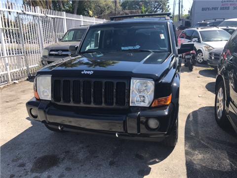 2006 Jeep Commander for sale in Miami, FL